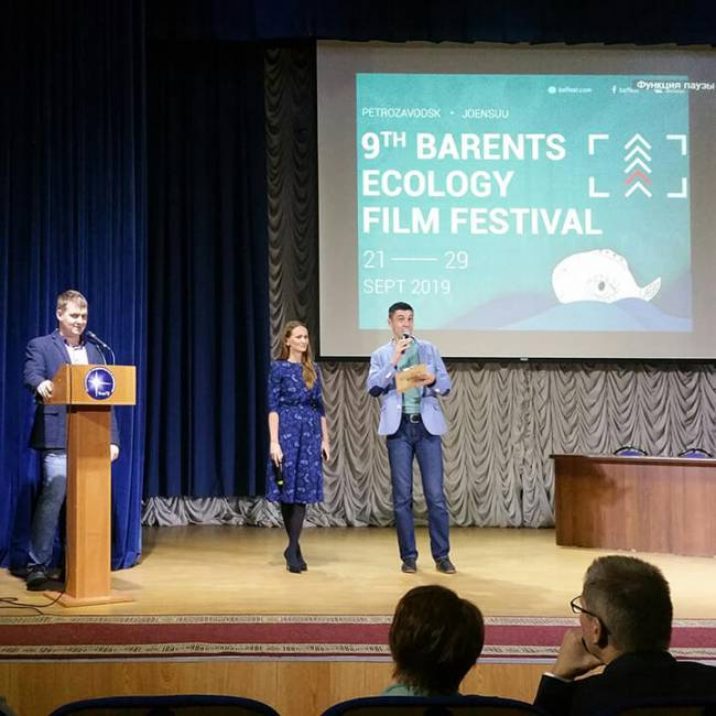 Barents Ecology Film Festival – Green Filmmaking – What's office got to do with it